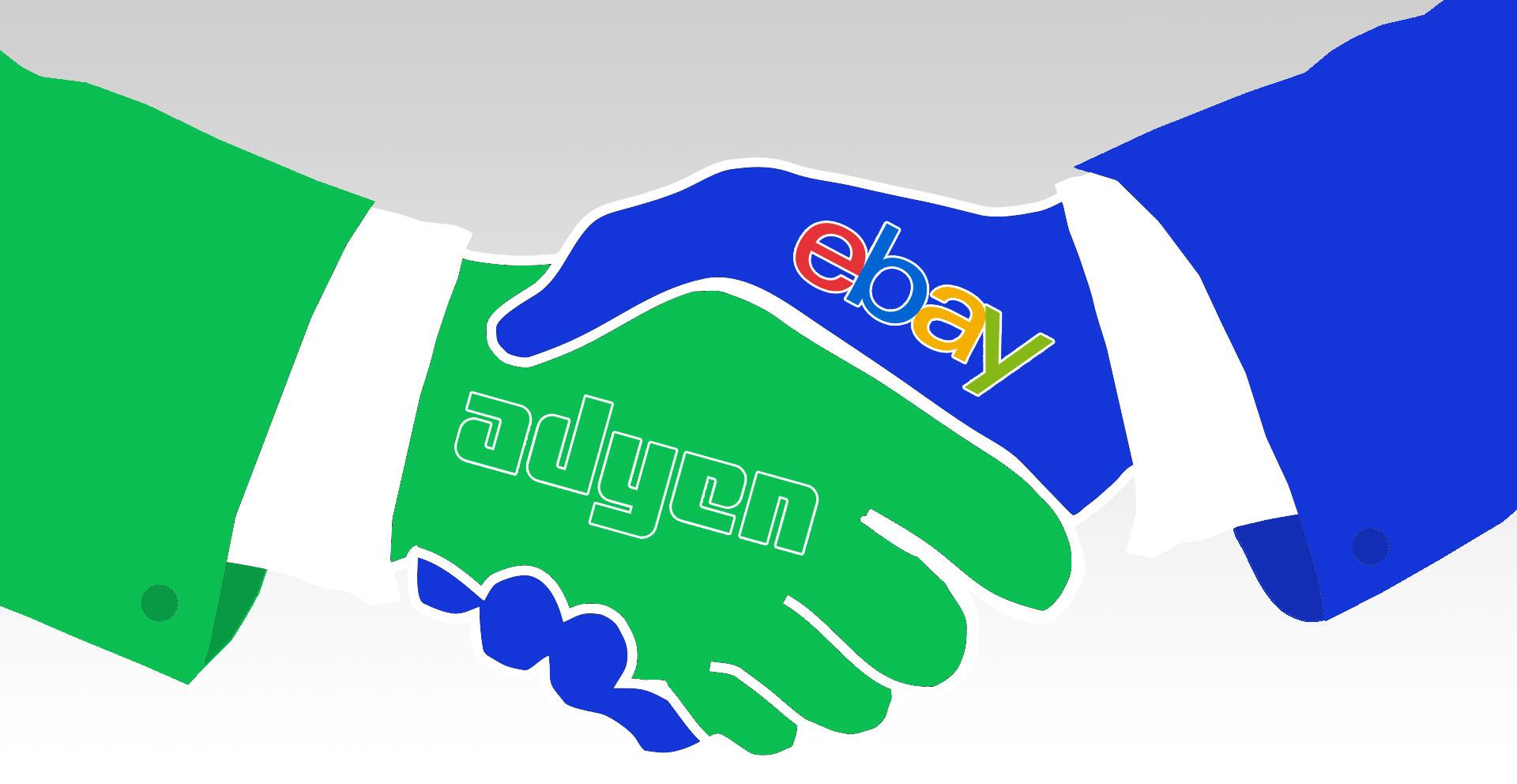 Ebay passa ad Adyen