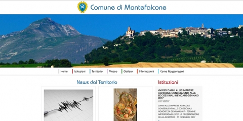 Montefalcone Appennino - Pubblica Amministrazione